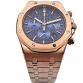 AUDEMARS PİGUET ROSE GOLD/BLUE