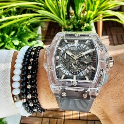 HUBLOT UNİCO SHAPPHİRE