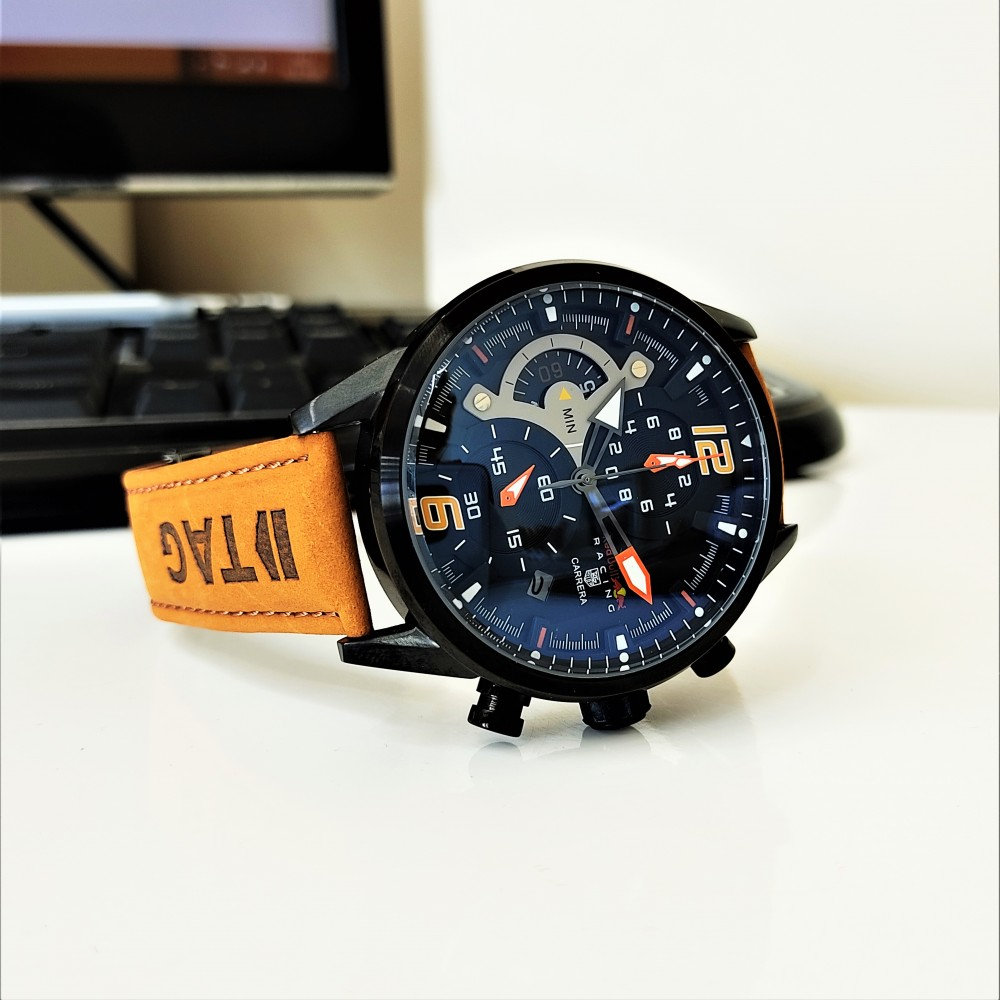 TAG HEUER CARRERA RED BULL